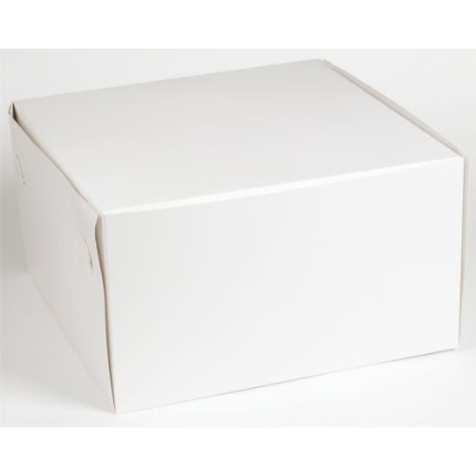 Cake Box 14x14x8 - 50pk