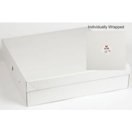 Cake Box - 16x16x4 - Whit