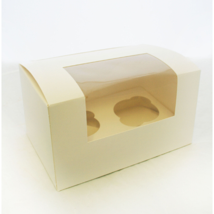 2 Cupcake Box