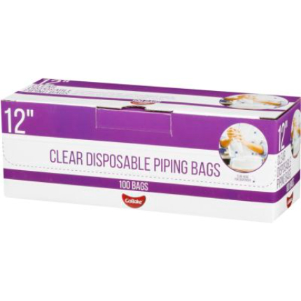 Disposable Clear Piping B