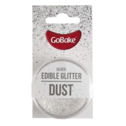 Silver Glitter Dust 2g