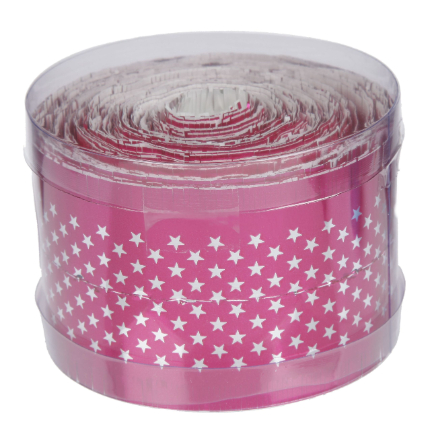 Cake Frill 63mm Stars Pin