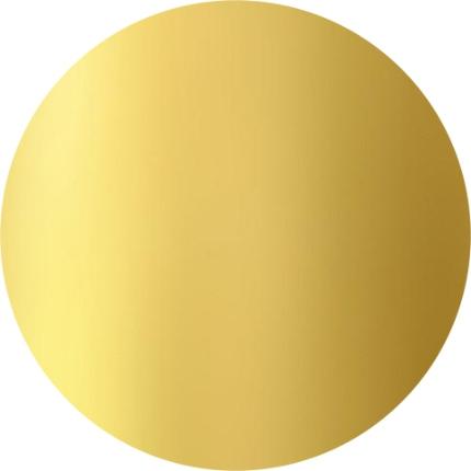 12 Inch Round Gold 2mm