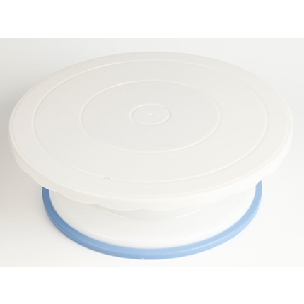 Turntable White 28cm - EA