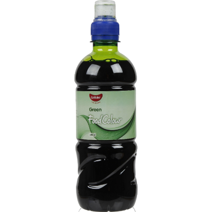 Food Colour Green - 500ml