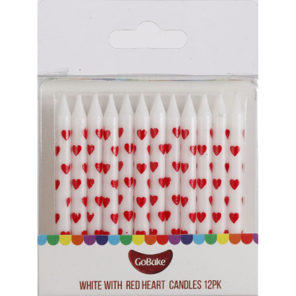 Red Hearts 12pk