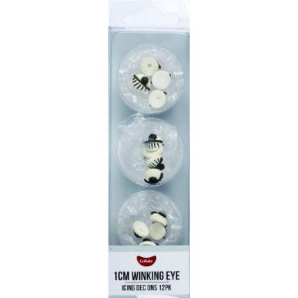 1cm Winking Eye