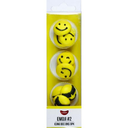 Emoji #2 Icing Dec Ons