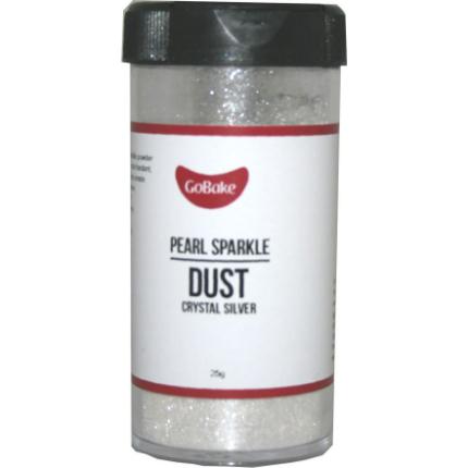 Pearl Sparkle Dust Crysta