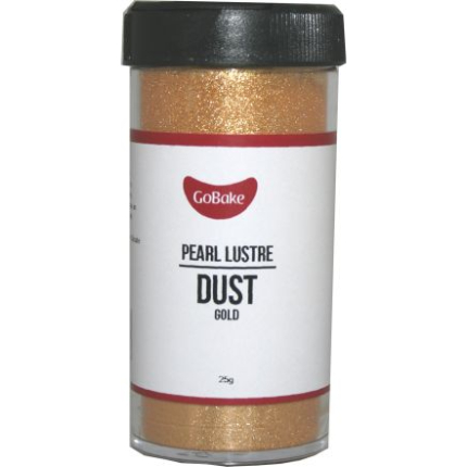 Pearl Lustre Dust Gold -