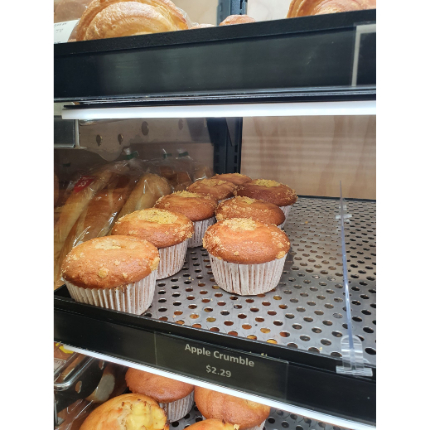 Baking Cups 50x33mm White