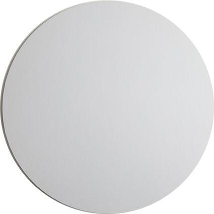 9mm Masonite White Round