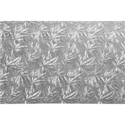 35.5x45.7cm  Rect Silver