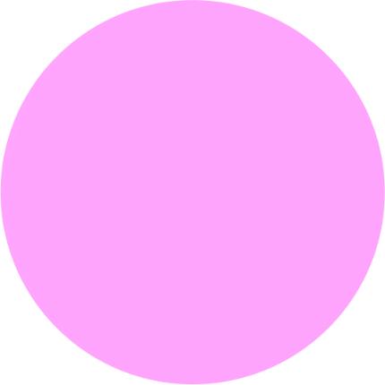 16 Inch Square Pink 4mm Masonite