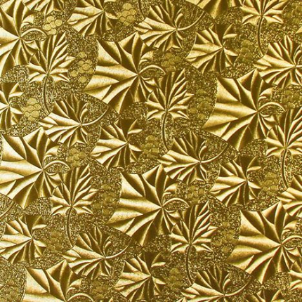 6 In Sq Gold 4mm
