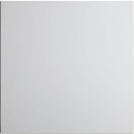 6 Inch Square White 4mm Masonite