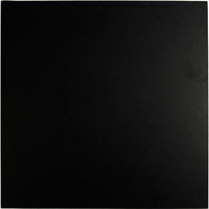 8 In Sq Black 4mm