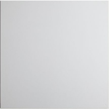 12 Inch Square White 4mm Masonite