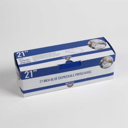Disposable Blue Piping Ba