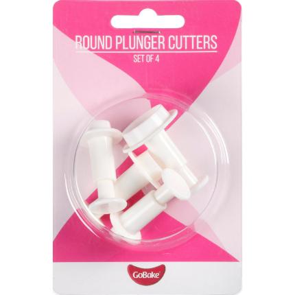 Plunger Cutter Round - 4p