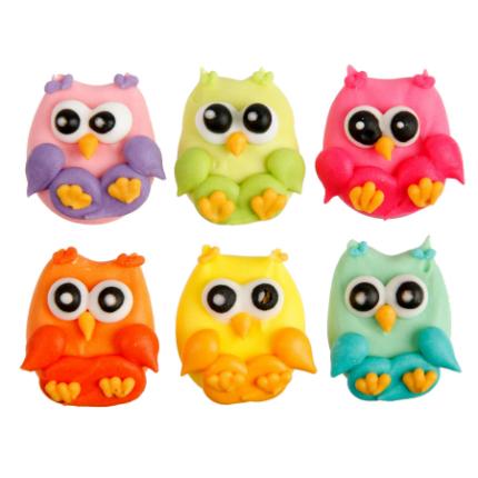 Bright Owl Decs 48pk