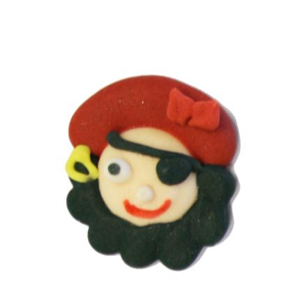 Dec On 3cm Pirate - 140pk