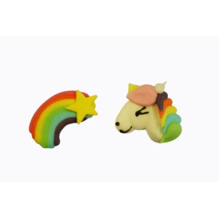 Dec On 3cm Unicorn - 144p