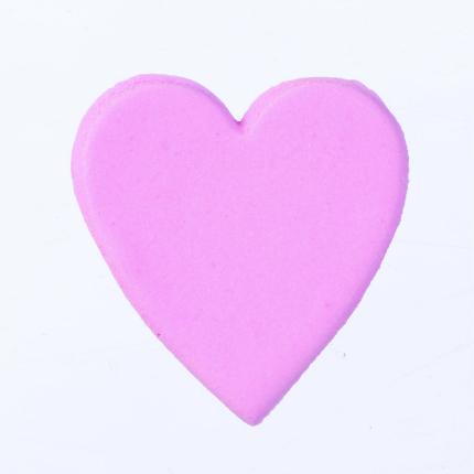 Gumpaste 3cm Heart - Pink